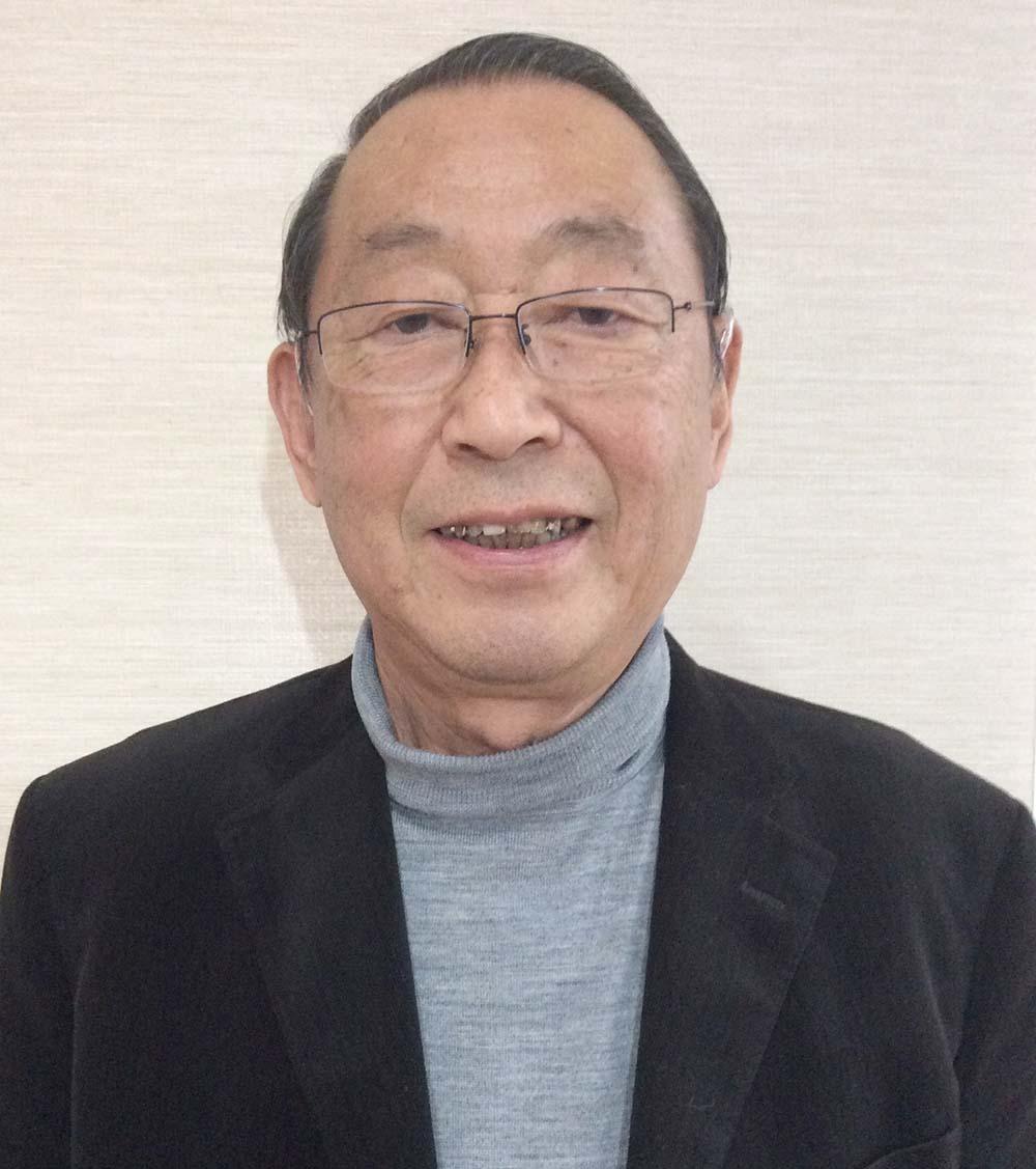河合勝先生プロフィール写真