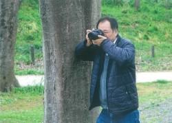 自然の中の撮影