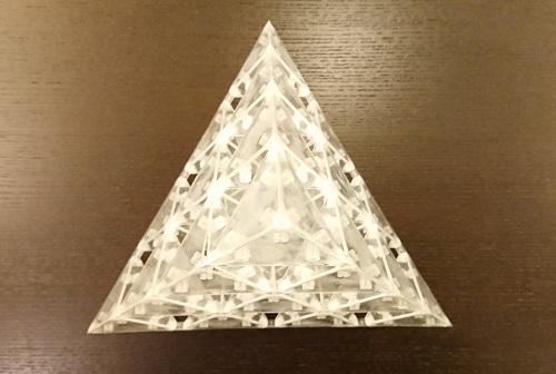 ゴッドピラミッド0371上方から