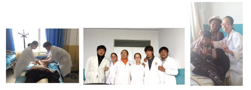 チベット・アムド地方の研修